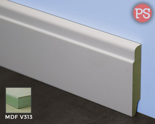 Plintenstunter - scandinavische plint mdf-v313