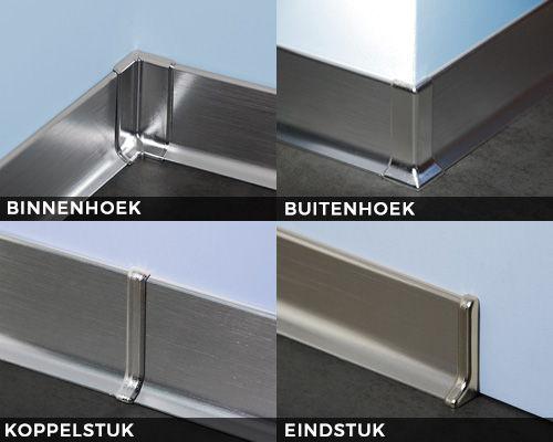 hulpstukken aluminium