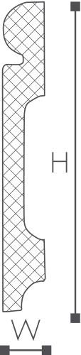 nmc plint drago hdps doorsnede