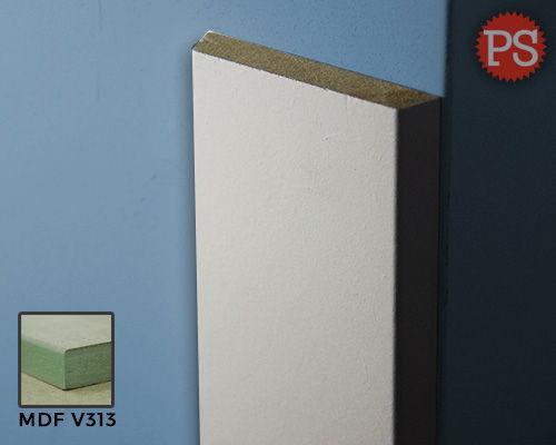 deurlijst trapeze mdf-v313