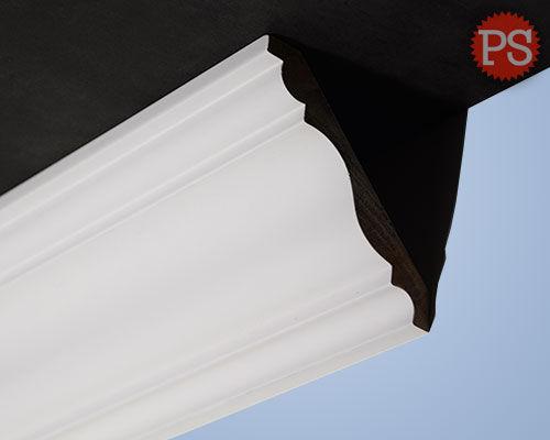 plafondlijst kustaa hardhout