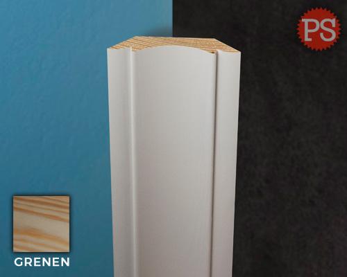 plafondlijst tyra grenen-gelakt-ral9010