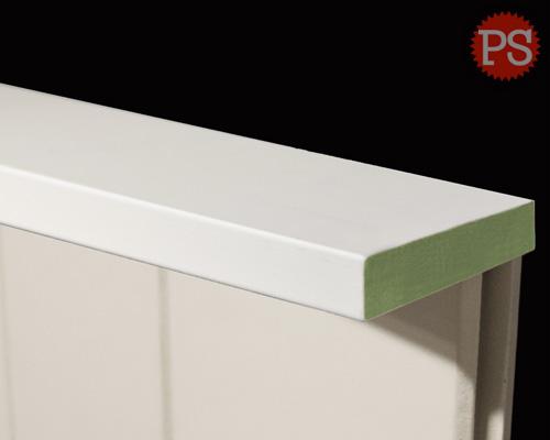 Plintenstunter - lambrisering toplijst plank mdf-v313